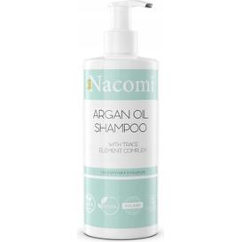 Nacomi Szampon do włosów z olejem arganowym, 250 ml