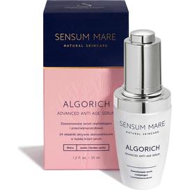 Sensum Mare Serum Algorich - Zaawansowane serum rewitalizujące dla cery suchej, 35 ml
