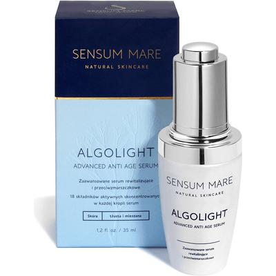 Serum Algolight - Zaawansowane serum rewitalizujące dla cery tłustej Sensum Mare