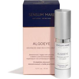 Sensum Mare Krem Algoeye - Przeciwzmarszczkowy krem pod oczy, 15 ml