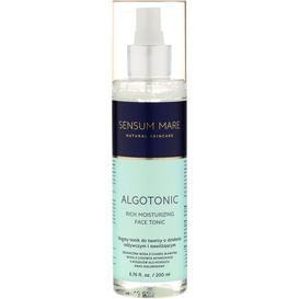Sensum Mare Algotonic - Bogaty tonik do twarzy o działaniu odżywczym, 200 ml