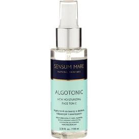 Sensum Mare Algotonic - Bogaty tonik do twarzy o działaniu odżywczym, 100 ml