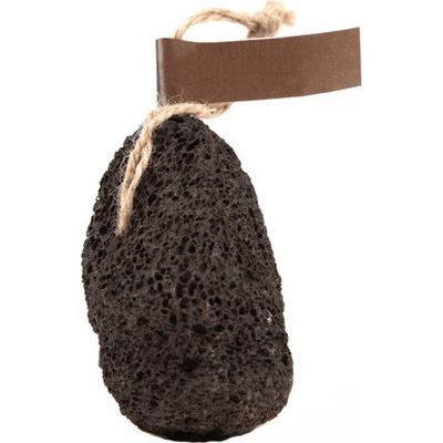 Czarny pumeks z lawy wulkanicznej Tade