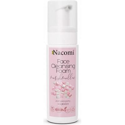 Oczyszczająca pianka do twarzy - Marshmallow Nacomi