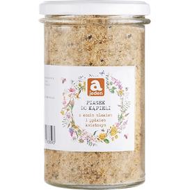 Ajeden Piasek do kąpieli z kozim mlekiem i pyłkiem kwiatowym, 500 g