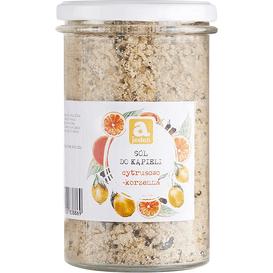 Ajeden Cytrusowo-korzenna sól do kąpieli