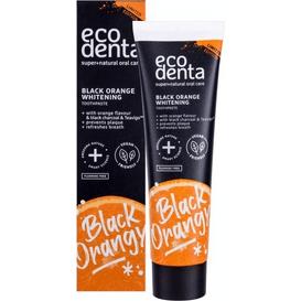 Ecodenta Wybielająca pasta do zębów - Black orange, 100 ml