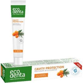 Ecodenta Ochronna pasta do zębów przeciw próchnicy, 75 ml