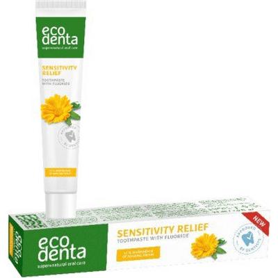 Łagodząca pasta dla zębów wrażliwych Ecodenta
