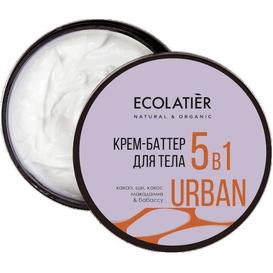Ecolatier Regenerujące masło do ciała 5w1, 380 ml