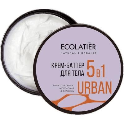 Regenerujące masło do ciała 5w1 Ecolatier
