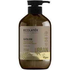 Ecolatier Odżywczy balsam do włosów suchych - Awokado i malwa
