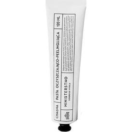 Ministerstwo Dobrego Mydła Chałwowa pasta oczyszczająco - peelingująca, 120 ml