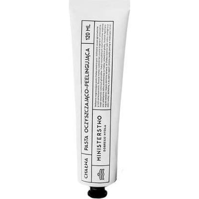 Chałwowa pasta oczyszczająco - peelingująca Ministerstwo Dobrego Mydła