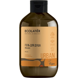 Ecolatier Relaksujący żel pod prysznic - Grejpfrut i klementyna, 600 ml