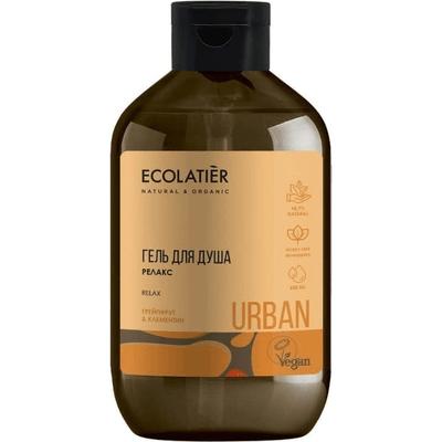 Relaksujący żel pod prysznic - Grejpfrut i klementyna Ecolatier