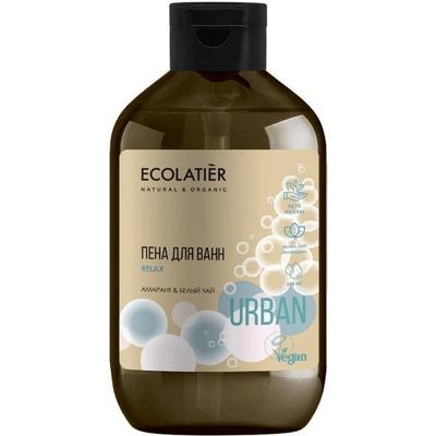 Pianka do kąpieli - Amarantus i biała herbata Ecolatier