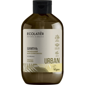 Ecolatier Odżywczy szampon do włosów suchych - Awokado i malwa