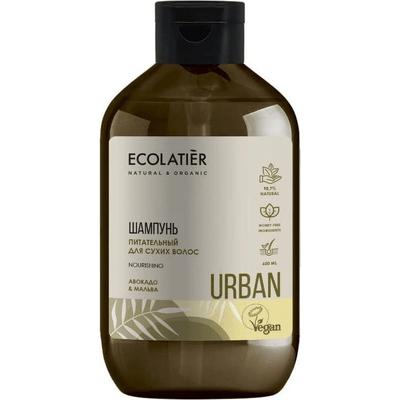 Odżywczy szampon do włosów suchych - Awokado i malwa Ecolatier