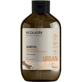 Ecolatier Wzmacniający szampon do włosów osłabionych - Shea i magnolia