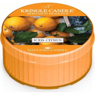 Świeca zapachowa: Iced Citrus Kringle Candle