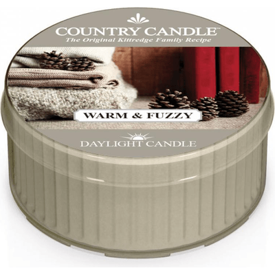 Świeca zapachowa: Warm & Fuzzy Kringle Candle