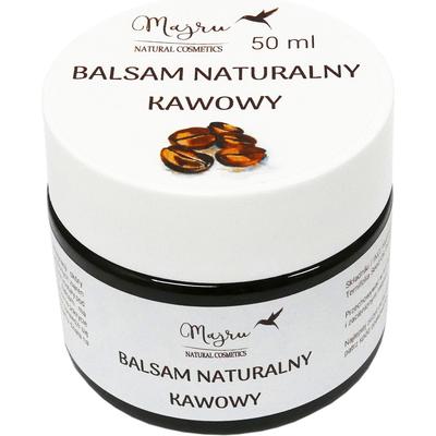 Naturalny balsam kawowy Majru