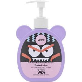Yope Naturalne mydło do rąk dla dzieci - Kokos i mięta