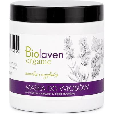 Winogronowa maska do włosów Biolaven