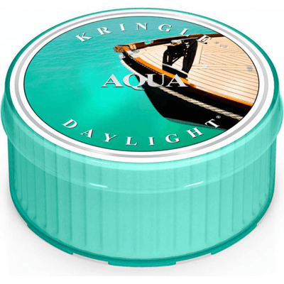 Świeca zapachowa - Aqua Kringle Candle