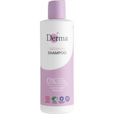 Bezzapachowy szampon do włosów Derma Eco Woman