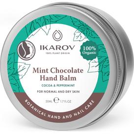 Ikarov Miętowo-czekoladowy balsam do rąk, 50 ml