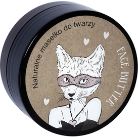 LAQ Masełko do twarzy - Kocica, 50 ml