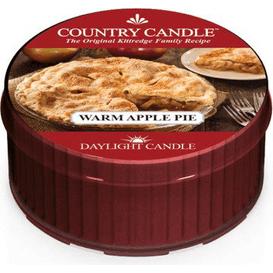 Kringle Candle Świeca zapachowa: Szarlotka (Apple Pie)