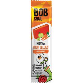 Bob Snail Bezcukrowa przekąska jabłkowo-marchewkowa, 38g