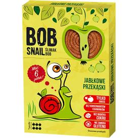 Bob Snail Bezcukrowa przekąska jabłkowa z owoców, 60 g