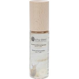 Shy Deer Naturalny podkład pielęgnujący - kolor 01, 30 ml