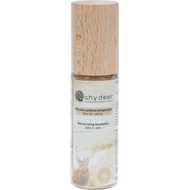 Shy Deer Naturalny podkład pielegnujący - kolor 03, 30 ml