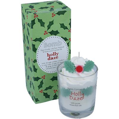 Świeca w szkle - Holly Daze Bomb Cosmetics