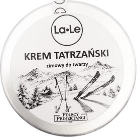 La-Le Kosmetyki Tatrzański krem zimowy do twarzy, 100 ml