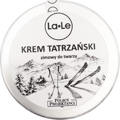 Tatrzański krem zimowy do twarzy La-Le Kosmetyki