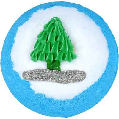 Musująca kula do kąpieli - Rocking around the Christmas Tree Bomb Cosmetics