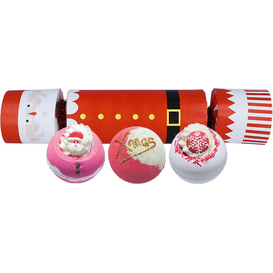 Bomb Cosmetics Zestaw upominkowy w kształcie cukierka - Father Christmas