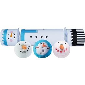 Bomb Cosmetics Zestaw upominkowy w kształcie cukierka - Frosty the Snowman