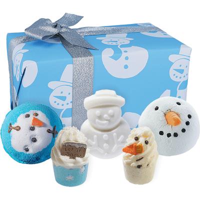 Zestaw upominkowy - Mr Frosty Bomb Cosmetics