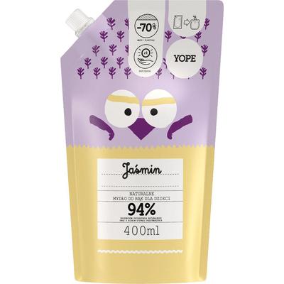 Naturalne mydło do rąk dla dzieci - Jaśmin - refill Yope