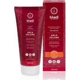 Khadi Wzmacniający szampon do włosów - Amla, 200 ml