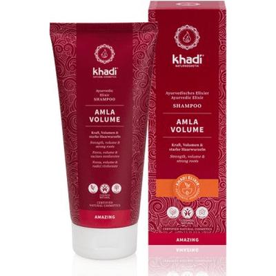 Wzmacniający szampon do włosów - Amla Khadi