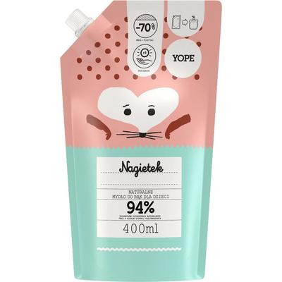 Naturalne mydło do rąk dla dzieci - Nagietek - refill Yope