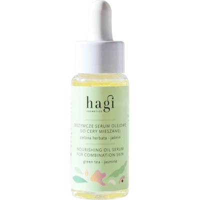 Naturalne serum do cery mieszanej Hagi